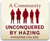 A community unconquered by hazing, hazing.fsu.edu