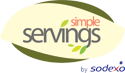 Logo for Simple Servings - Seminole Cafe