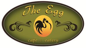 The Egg Cafe and Eatery Logo