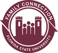Family Connection Florida State University circular logo